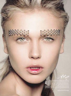 Vogue Beleza Brasil - Outono/Inverno 2012 | Fashion Spoiler
