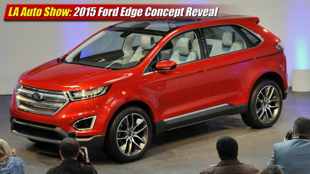 Ford Edge 2015 China via Canada Ford edge, 2016 ford