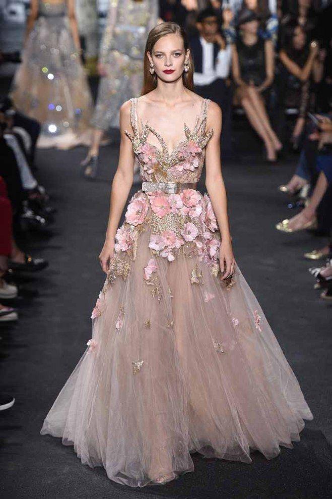 Kleider mit Wow-Effekt: Die Haute Couture Brautkleider 2017 zum ...