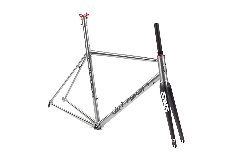 a68e71544e5 Wittson Cycles Suppresio Frame with ENVE fork | Velo | Bike frame ...