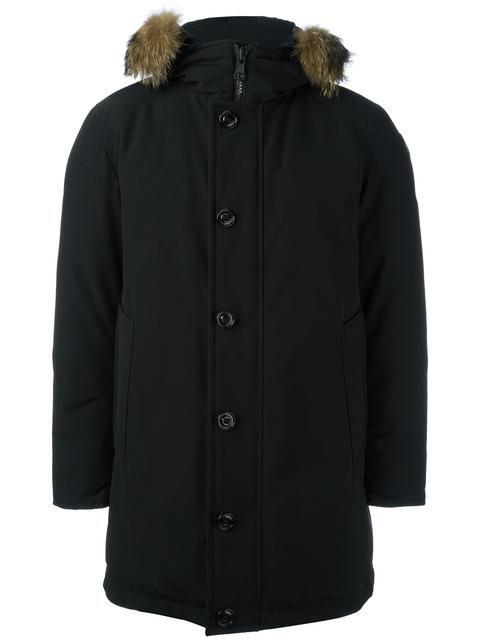 MONCLER 'Tibet' parka coat. #moncler #cloth #coat