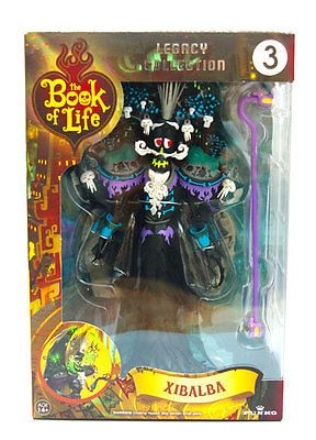 Book of life xibalba #legacy #collection action figure - funko fu3968 - #brand ne,  View more on the LINK: 	http://www.zeppy.io/product/gb/2/161855693337/