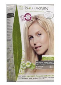 100 Organic Based Permanent Color 10 0 Platinum 3 9 Fluid