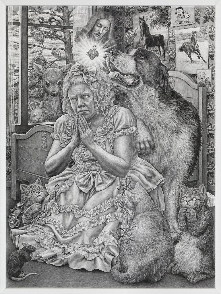 Pyhän Teresan hurmio | Amos Anderson taidemuseo