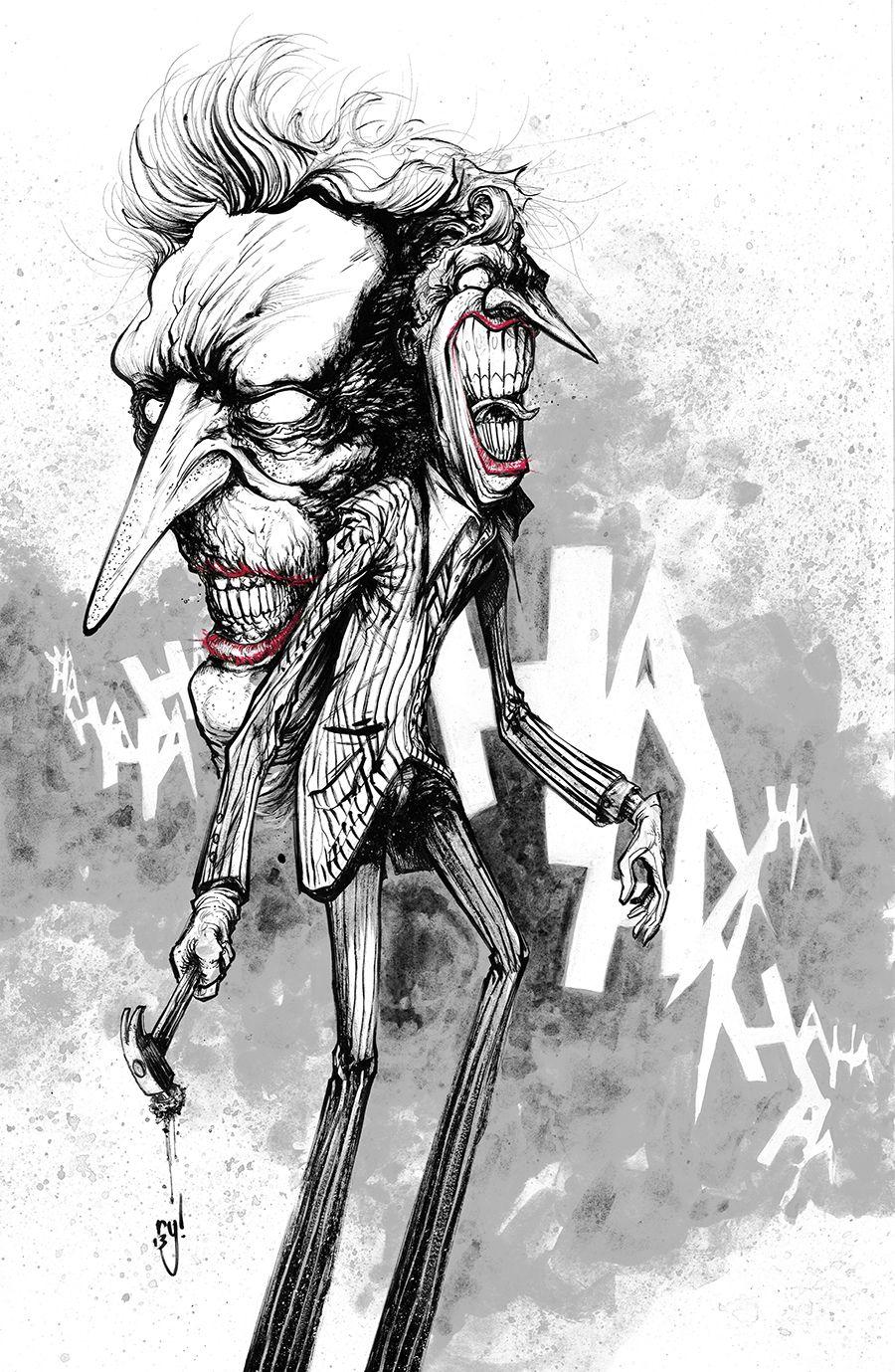 Joker by rylee