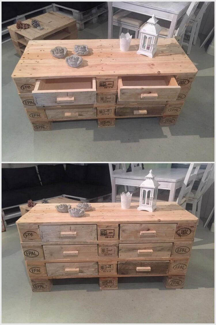Wonderful Creations Made With Reused Wood Pallets Holzpaletten