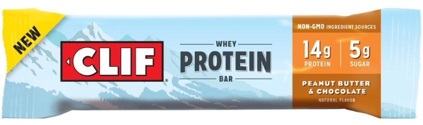Clif Whey Protein Bar #wheyproteinrecipes