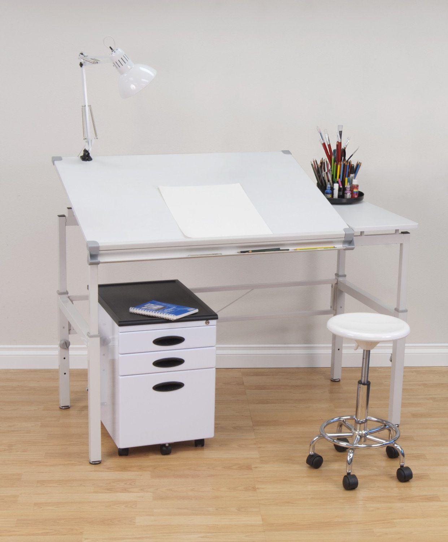Stupendous Amazon Com Studio Designs Graphix Ii Workstation 53 75W X Bralicious Painted Fabric Chair Ideas Braliciousco