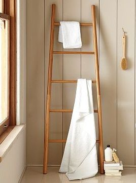 Bamboo Ladder Rack Bamboo Ladders Towel Ladder Ladder Towel Racks