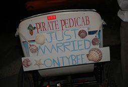 Creative getaway ride on Tybee Island!