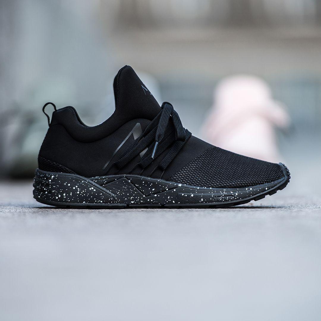 Nike Roshe Courir Tout Kopenhaven Noir