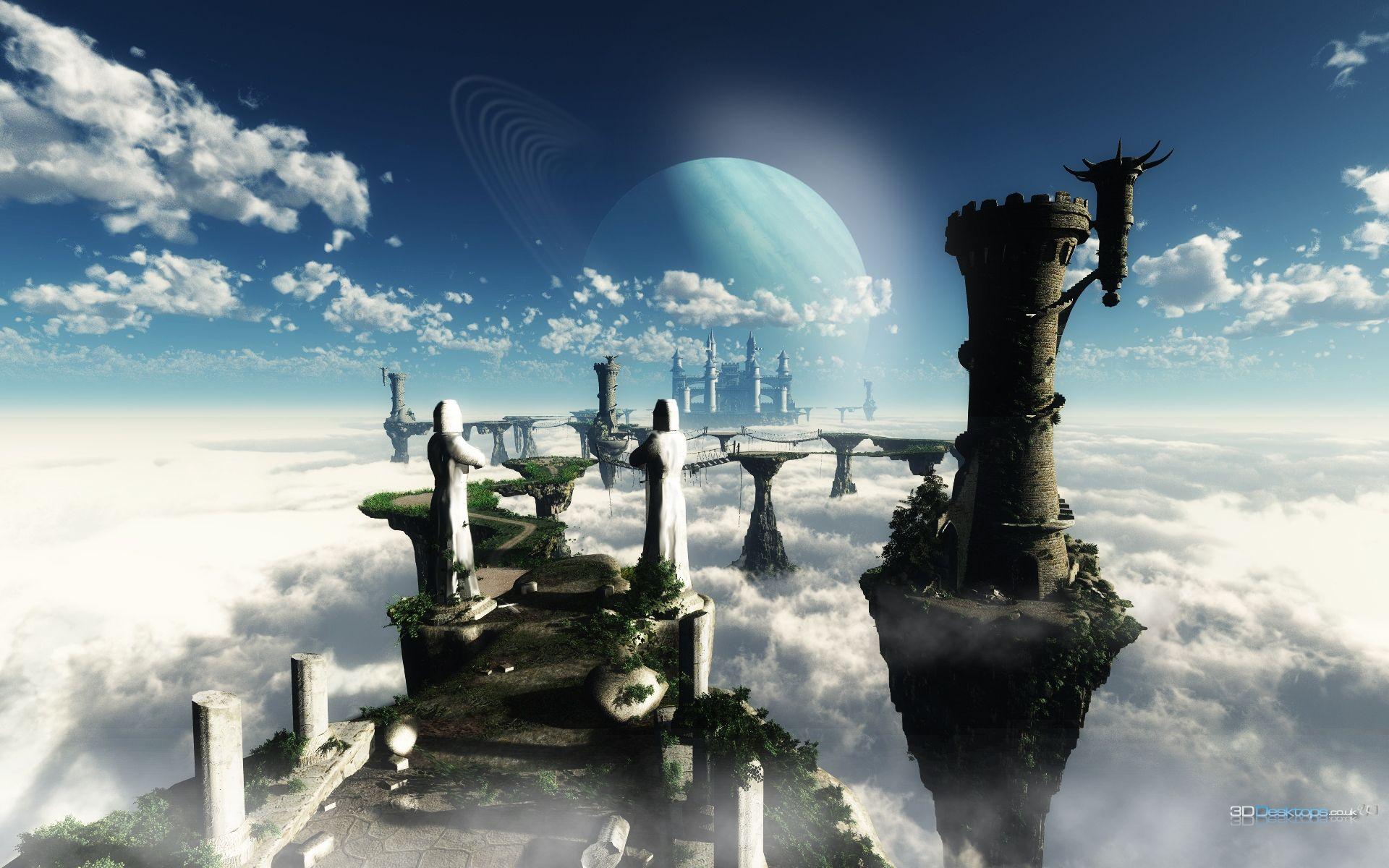 Sci Fi Landscapes