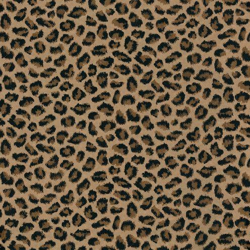 Best Leopard Print Wallpaper — How Fabulous Do An Accent Wall 400 x 300