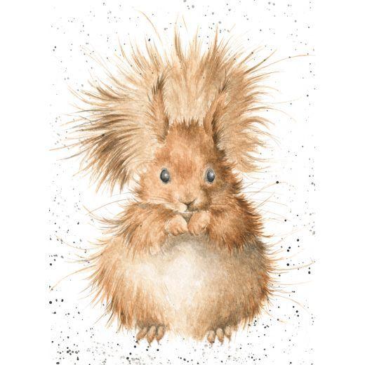 'Redhead' card