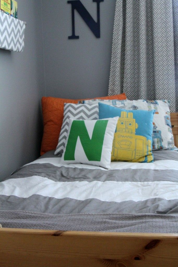 Dueling rooms {little boys room Little boys rooms