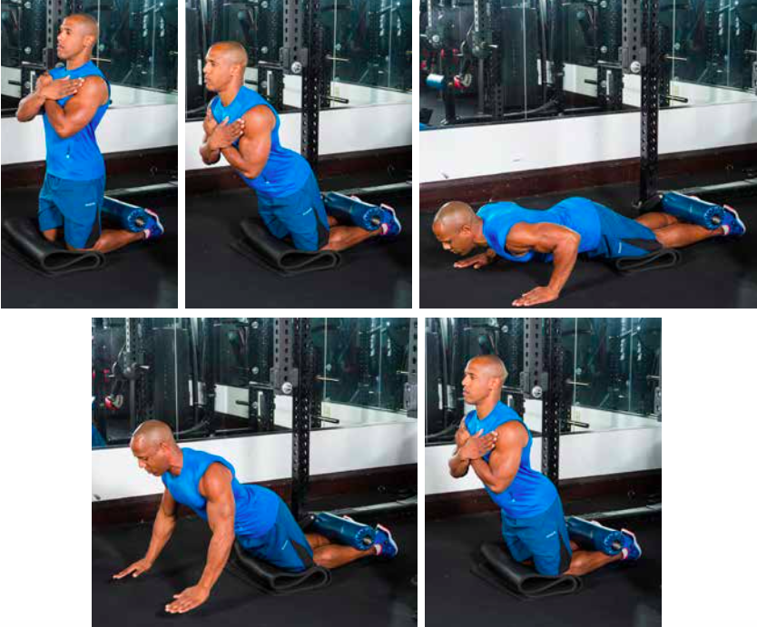 Nordic Hamstring Curl: and other Hamstring dominant moves