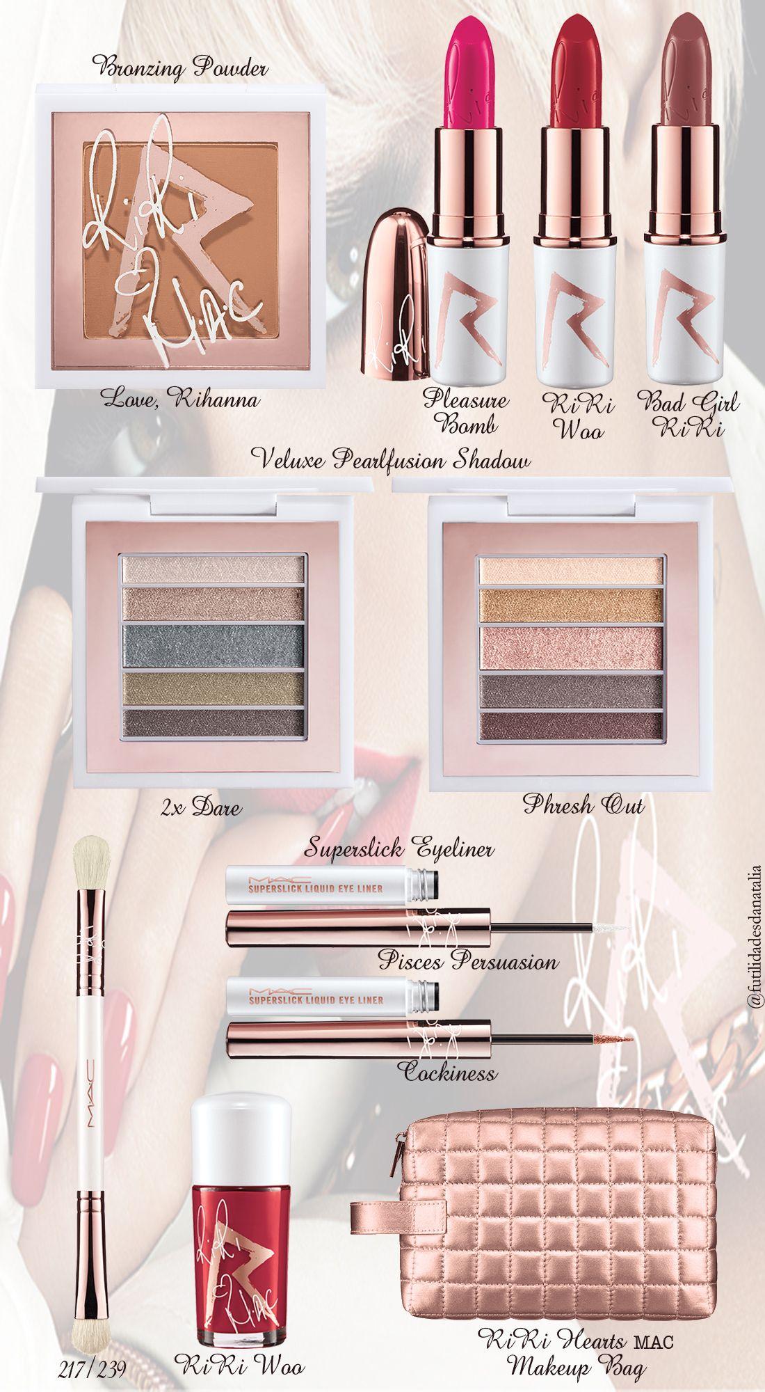 Mac x gurung prabal holiday makeup collection catalog photo