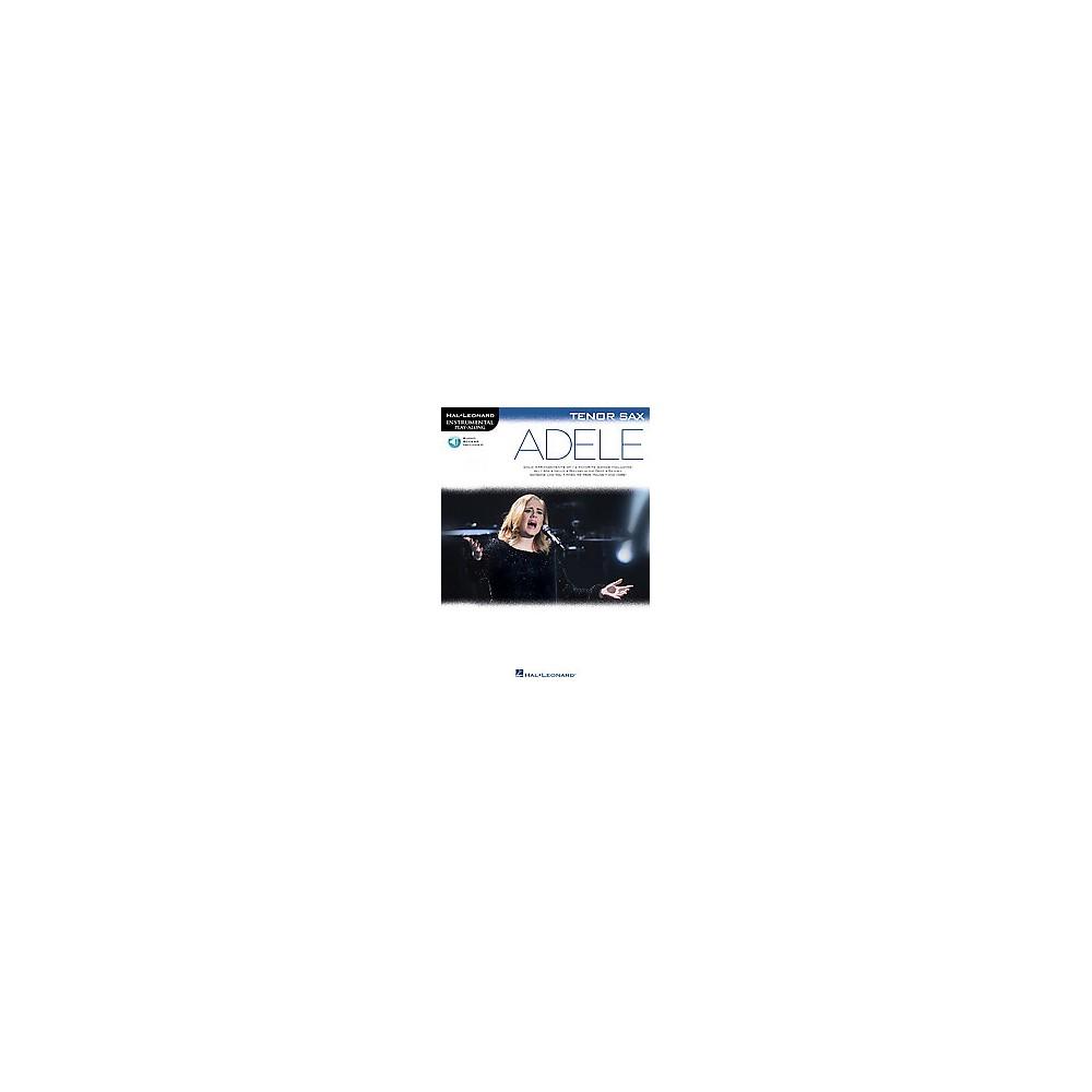 Adele ( Hal-Leonard Instrumental Play-Along) (Mixed media product)