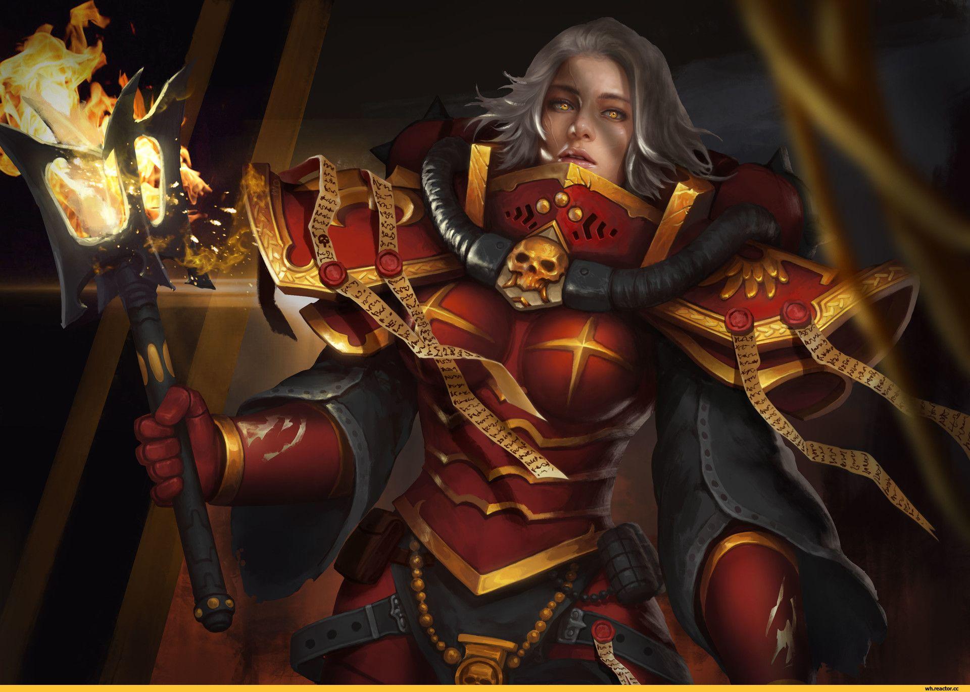 Warhammer 40000 (warhammer40000, warhammer40k, warhammer 40k, ваха, сорокотысячник) :: сообщество фанатов / красивые картинки и арты, гифки, прикольные комиксы, интересные статьи по теме.