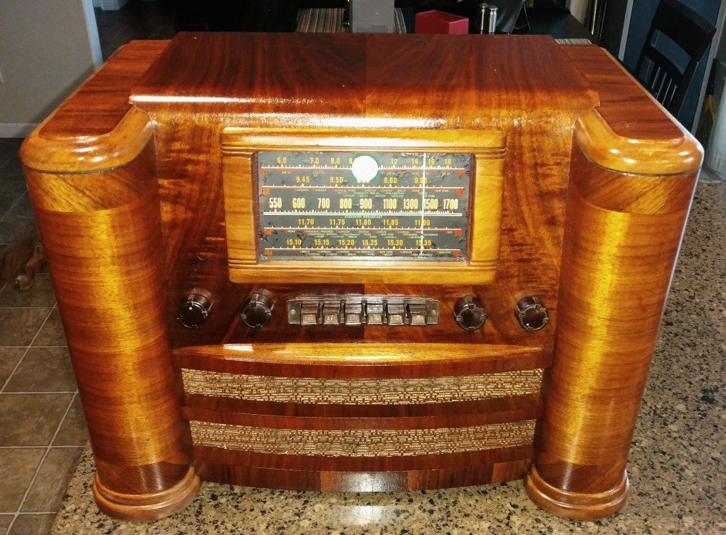 1940 Westinghouse Model 780b With