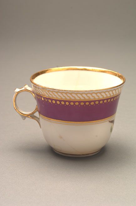Abe Lincoln's coffee mug he used right before leaving for Fords Theater.