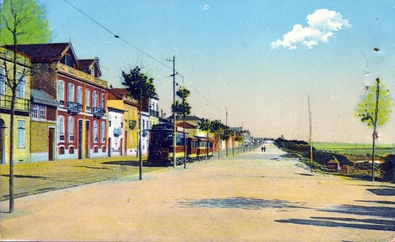 NEVOGILDE Avenida de Carreiros