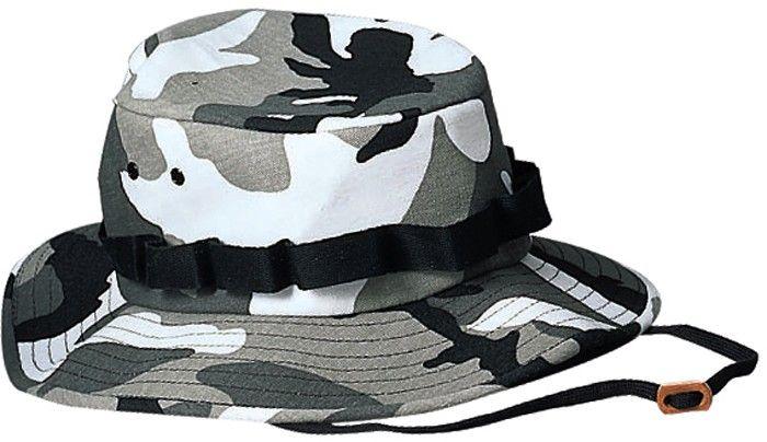 City Camouflage Military Wide Brim Jungle Hat in 2018  ae28b29e50f