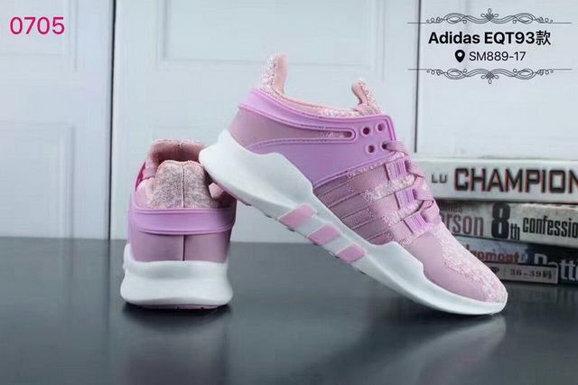 best loved ad1af 0aeed Retail Adidas Originals EQT Support ADV Running 93 Pink Rose ...