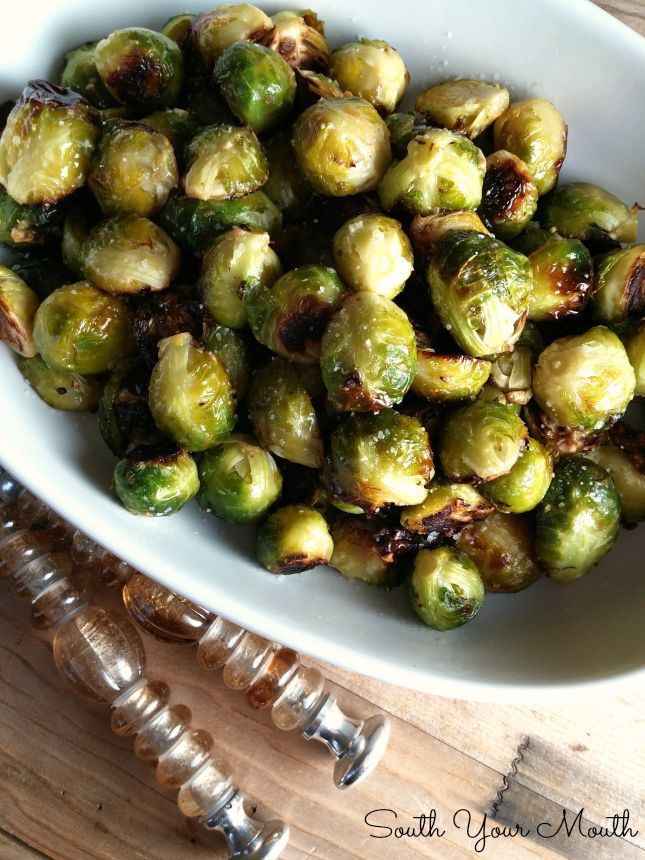 How to make brussel sprouts not bitter