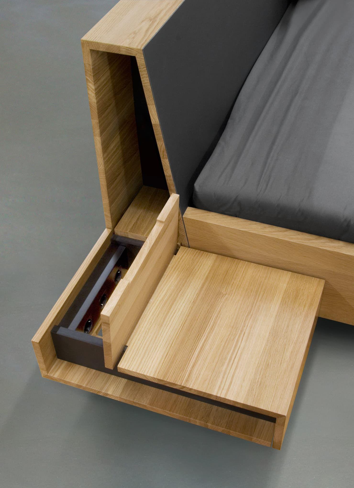 Bed A Modern Von Studio Jan Homann Modern Modernes Schlafzimmer