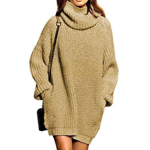 e61f285682b Cowlneck Pullover Sweater Dress