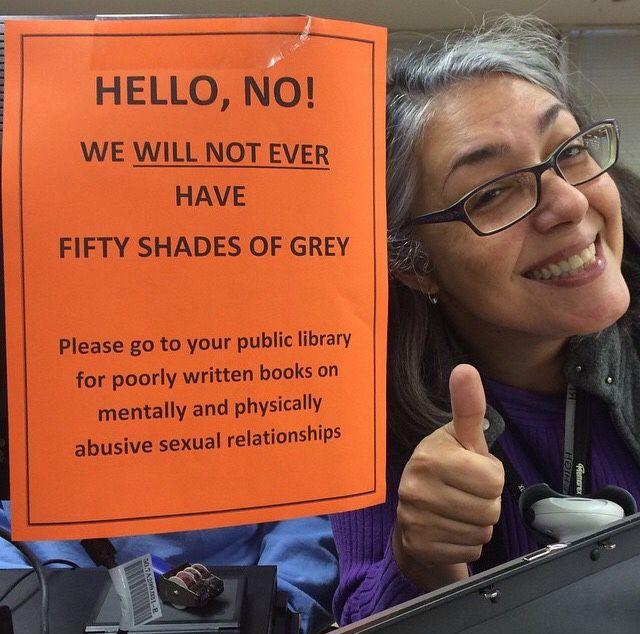 Hello No Dancing In The Dark Feminism Shades Of Grey