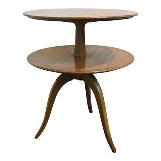Paul Frankl 2 Tier Side Table Side Table Table Decor