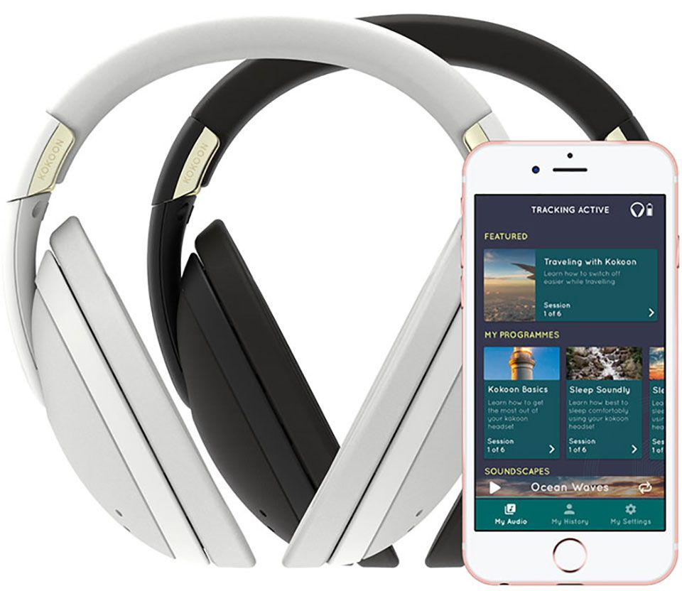 stable quality 100% genuine los angeles Kokoon – The Best Noise Cancelling Headphones for Sleep and ...