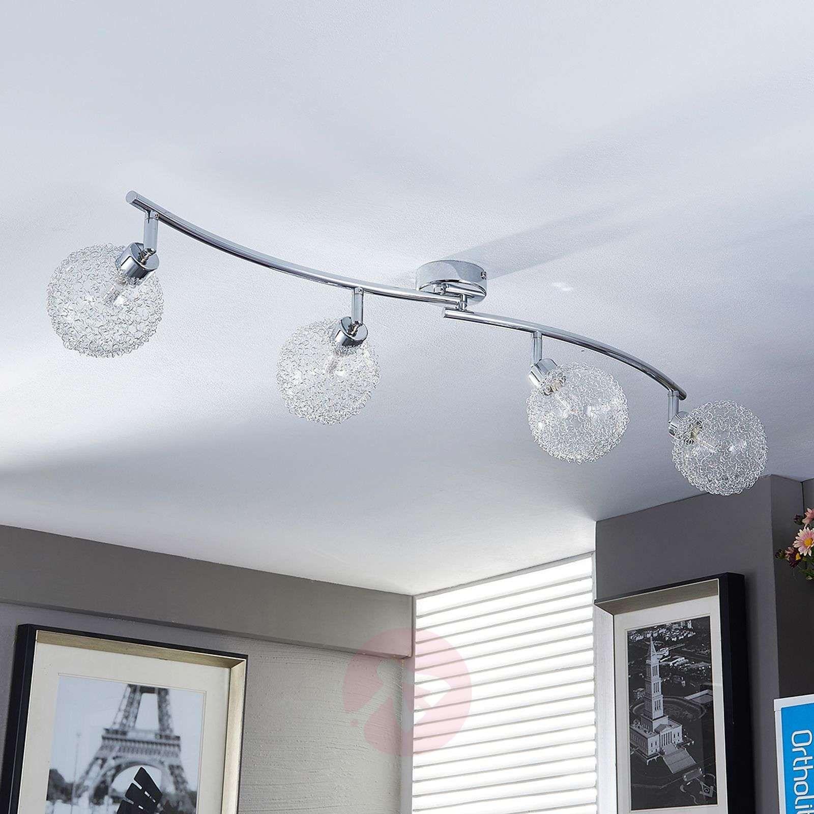 Falowana Lampa Sufitowa G9 Ticino Z Led With Images Lampa