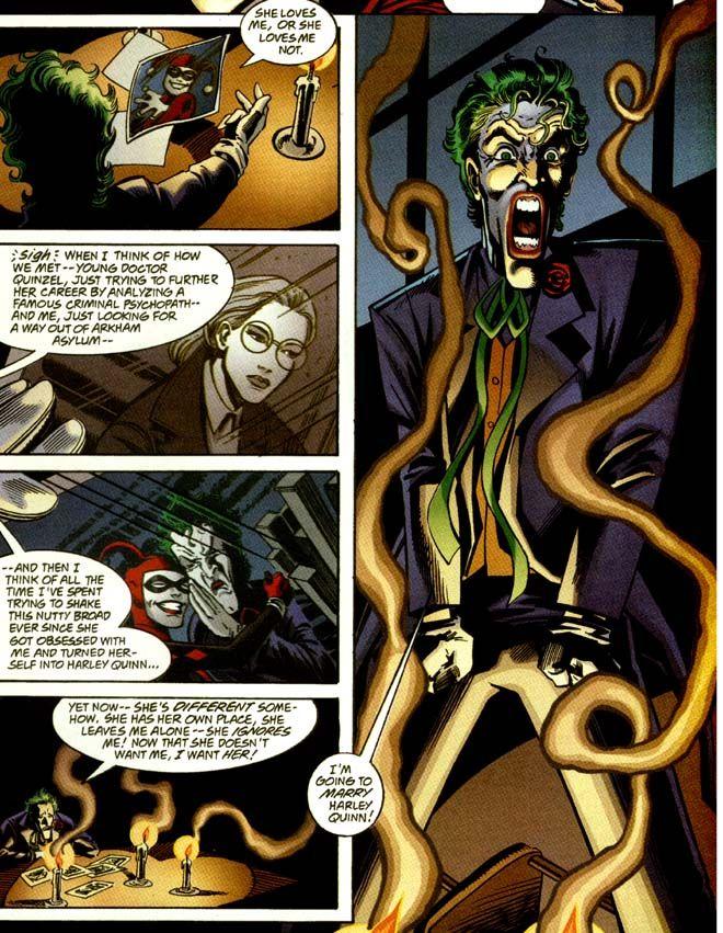 Harley Quinn And Joker Love Story Images