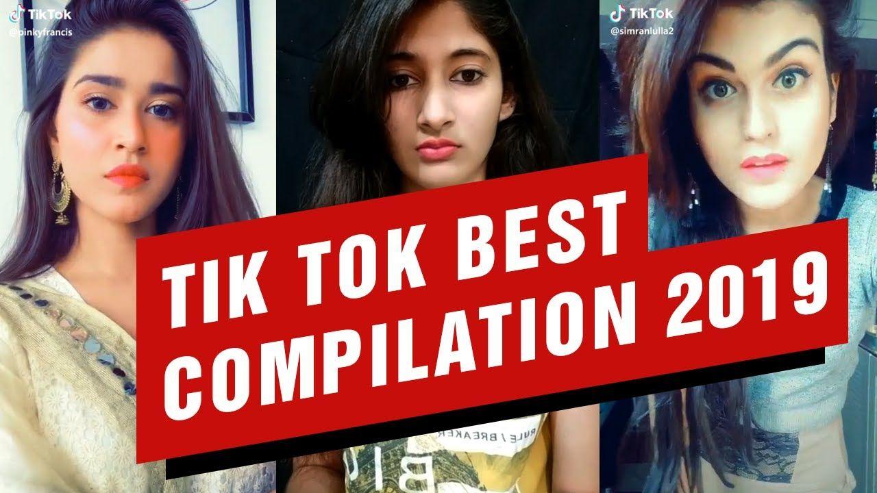 Tik Tok Best Compilation 2019 The Most Popular Tiktok Musically Videos