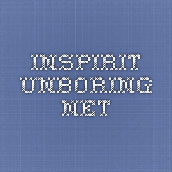 inspirit.unboring.net