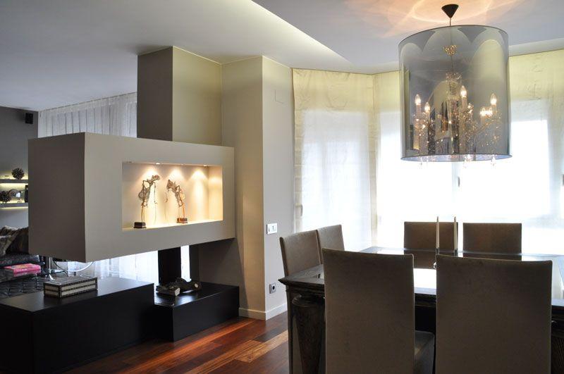 Proyecto de interiorismo integral de una vivienda.