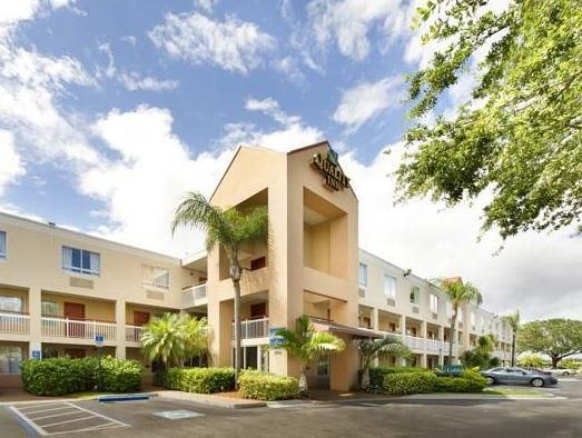 Miami Fl Quality Inn Miami Airport Hotel United States North