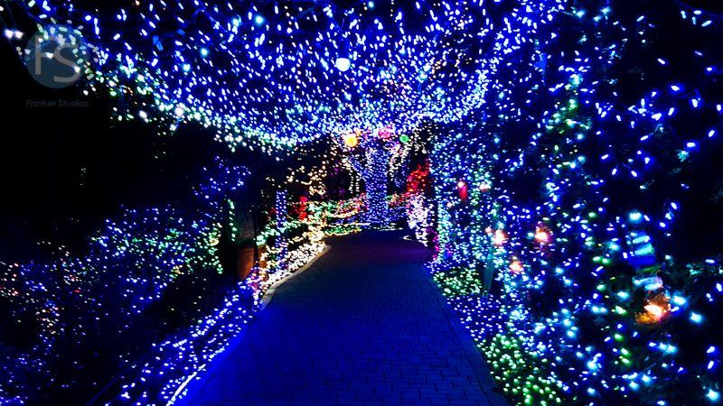 Cambria Christmas Market.Christmas Lights Cambria Pines Lodge 2015 Wanitoo Com