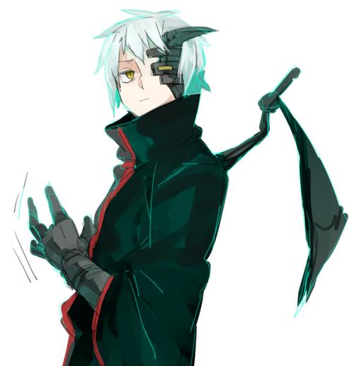 Character from Enmei Chiryou By: Shidu