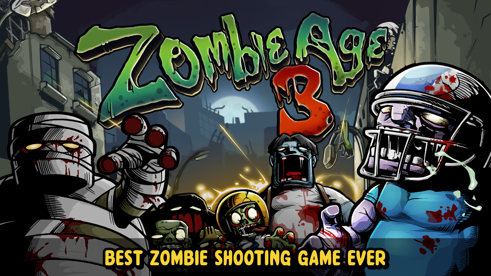 Zombie Age 3 Hack 2018 Cheats for iOS and Android Zombie
