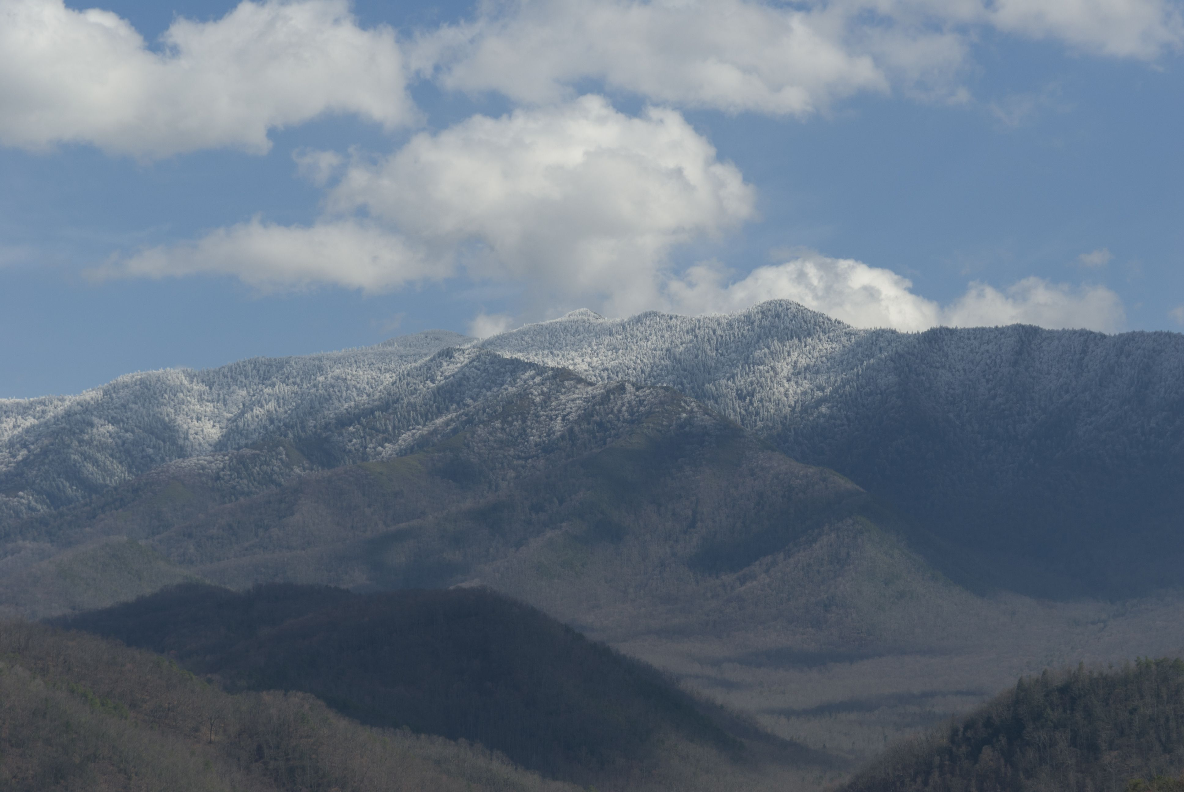 A Breathtaking View Of Mt Leconte Scenes From The Smoky