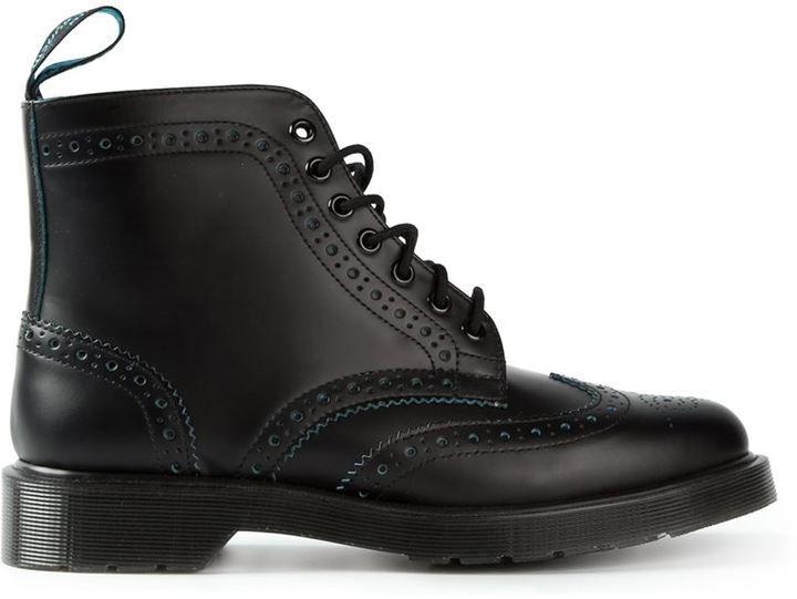 re Lear Diminuire proteggere  Dr. Martens 'Anthony' boots | Boots, Combat boots, Vogue men
