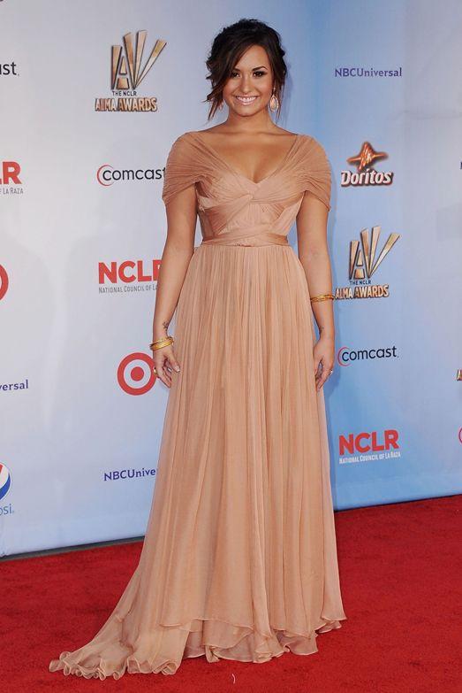 Maria Lucia Hohan Demi Lovato | Vestidos longos festa | Pinterest ...