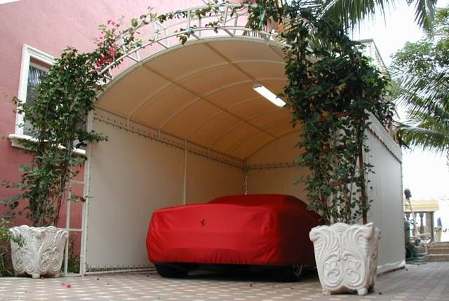 Carports From Miami Awning Company   Awnings, Canopies, Cabanas And  Retractable Awnings Since 1929