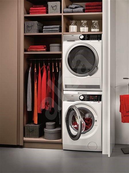 Aeg Okomix L8fec49sc Parni Pracka Alza Cz Laundry Room