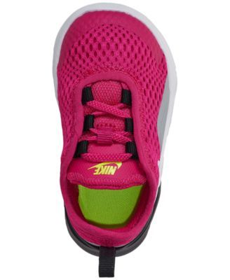 da5bef3b94235 Nike Toddler Girls  Air Max Motion 2 Casual Sneakers from Finish Line - Red  10