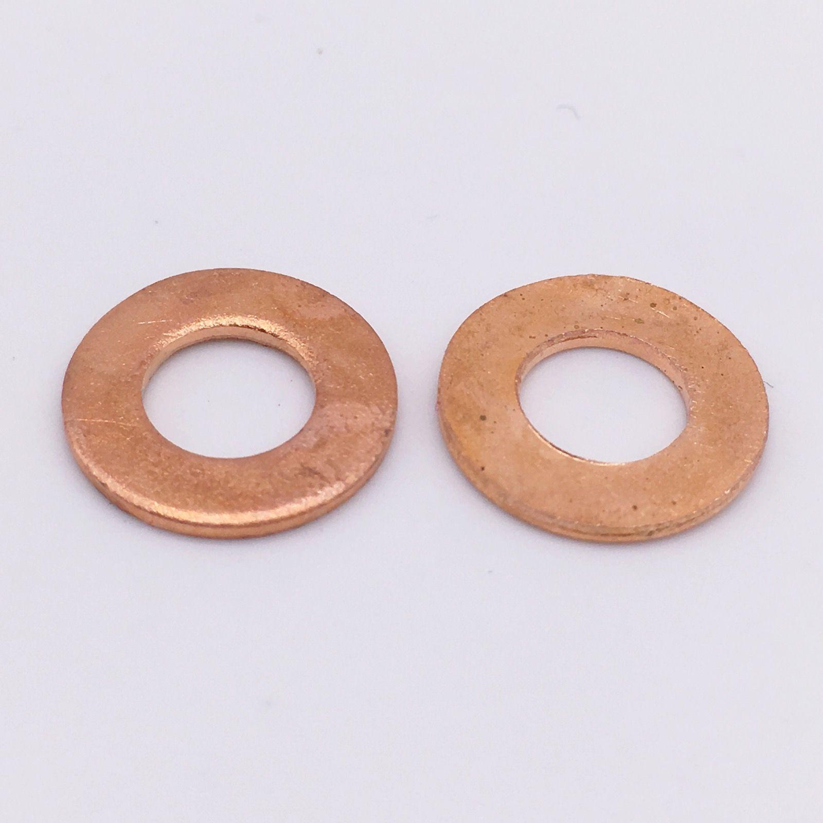 5 x 9 x 1 Red Copper arruela junta spacer 1000 peças(China (Mainland))